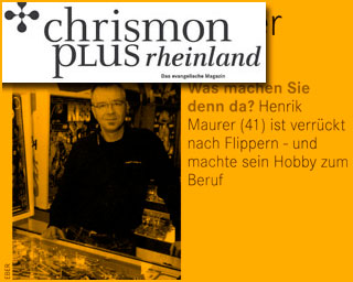 Chrismon Plus Rheinland